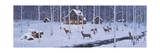 Holiday Silence Giclee Print by Jeff Tift