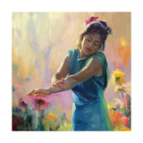 Enchanted Giclee Print by Steve Henderson
