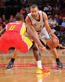 San Antonio Spurs v Houston Rockets Photo by Bill Baptist