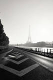 Eiffel tower, Paris, France Photographic Print by Sebastien Lory