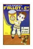 Fallot and Cie Giclee Print