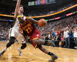Cleveland Cavaliers v Utah Jazz Photo by Melissa Majchrzak