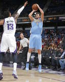 Denver Nuggets v Sacramento Kings Photo af Rocky Widner