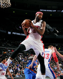 New York Knicks v Detroit Pistons Photo by Allen Einstein