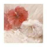 Hibiscus III Giclee Print by li bo
