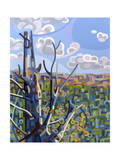 Hockley Valley Giclee Print by Mandy Budan