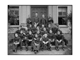 Group of Cadets, U.S. Naval Academy Photographic Print