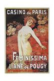 Feminissa (2) Giclee Print