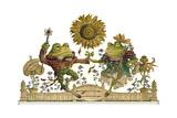 Frog Gavotte Giclee Print by David Galchutt