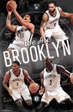 Brooklyn Nets - Team 14 Posters