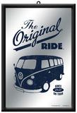 VW Bulli - The Original Ride Wall Mirror