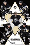 Pittsburgh Penguins - Group 14 Affiches