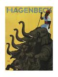 Hagenbeck Giclee Print