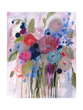 Fresh Bouquet Giclee Print by Carrie Schmitt