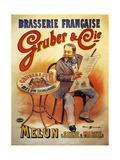 Gruber Biere Giclee Print