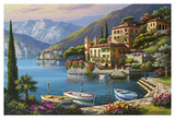 Villa Bella Vista Prints by Sung Kim