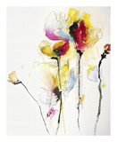 Sweet Peas Posters by Karin Johannesson