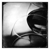 Wine Glass 3 Affiche par Jean-François Dupuis