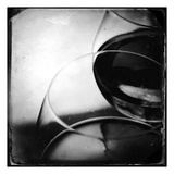 Wine Glass 3 Print by Jean-François Dupuis