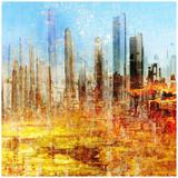City Abstract 2 Posters av  Jefd