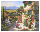 Spring in the Valley Prints by Sung Kim