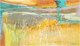 Summer fields Kunst af Carole Malcolm
