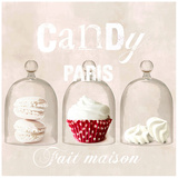 Candy cloches Prints by Galith Sultan