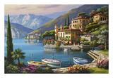 Villa Bella Vista Affiches par Sung Kim
