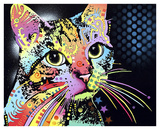Catillac Print by Dean Russo