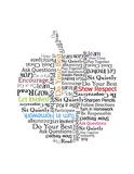 Apple Etiquette Posters af Tenisha Proctor