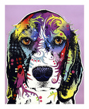 Beagle Charm Prints by Dean Russo