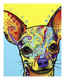 Chihuahua Poster autor Dean Russo