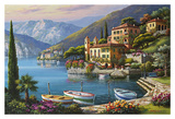 Villa Bella Vista Art by Sung Kim