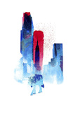 The Wolf of the City Prints by Robert Farkas