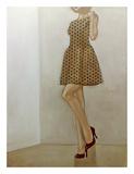 A Leg Up Art by Anna Kincaide