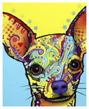 Chihuahua Posters by Dean Russo