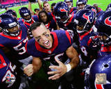 Brian Cushing 2014 Action Photo