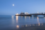 The Pier Photographic Print by Guido Cozzi