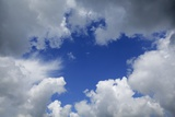 Cumulonimbus Cloud Photographic Print by Frank Krahmer