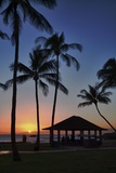 Sunset on the Westside of Maui Photographic Print by Terry Eggers