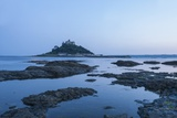 St Michael's Mount, near Penzance Photographic Print by Guido Cozzi