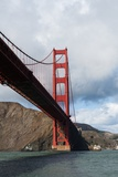 Golden Gate Bridge in San Francisco Photographic Print by Sergio Pitamitz