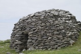 Iron Age Beehive Stone Hut Photographic Print by Hal Beral