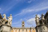 Piazza Del Campidoglio Photographic Print by Stefano Amantini