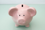 Piggy Bank Photographic Print by John Harper