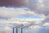 Navajo Generating Station Coal Burning Power Plant Photographic Print by Momatiuk - Eastcott