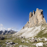 Tre Cime Di Lavaredo Photographic Print by Guido Cozzi