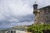 City Walls of Old San Juan Photographic Print by Massimo Borchi