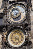 16Th-Century Astronomical Clock Photographic Print