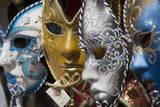 Carnival Masks for Sale Photographic Print by Paul Seheult